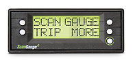ScanGaugeE - OBDII MPG Gauge & Vehicle Monitor