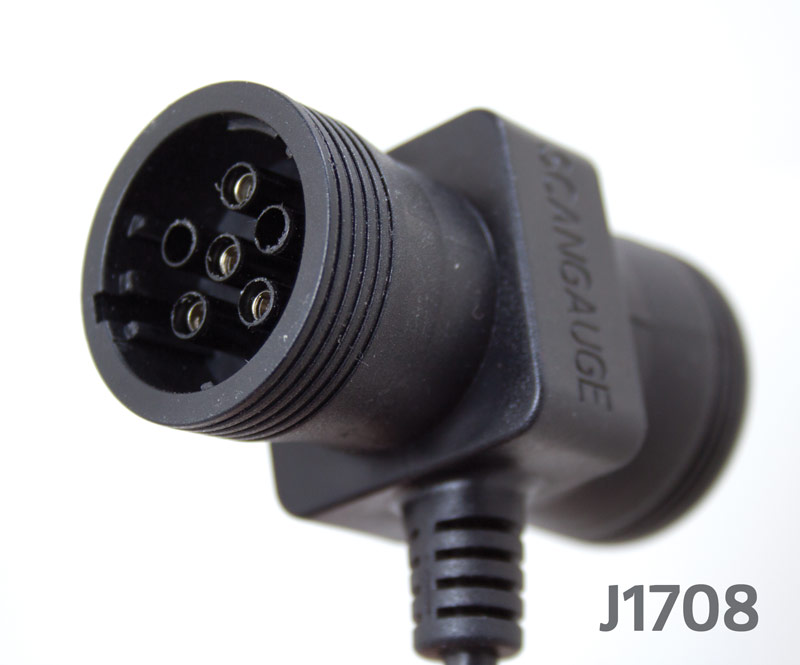 J1708 Connector